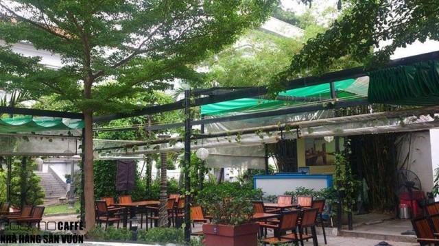 cafe dep 640x359 Khi mẫu thiết kế quán cafe Cosmo lên tiếng   CF070814A