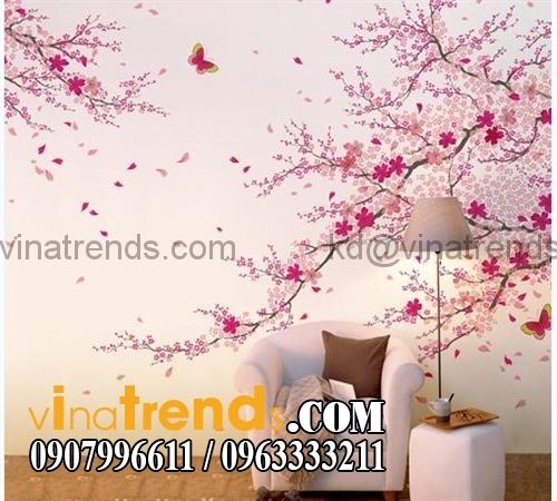giay dan tuong re dep 76 Mẹo hay mua giấy dán tường đẹp rẻ ở Sài Gòn   GDT120814A