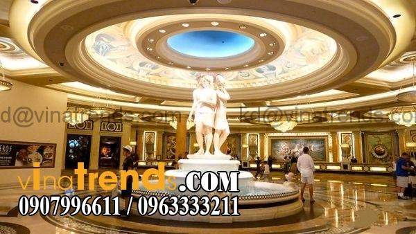 khach san dep 1432 Tư vấn thiết kế khách sạn đẹp sang trọng nhất   KS240714A